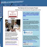 Cool Toys Pic of the day - National Service Inclusion Project (NSIP)
