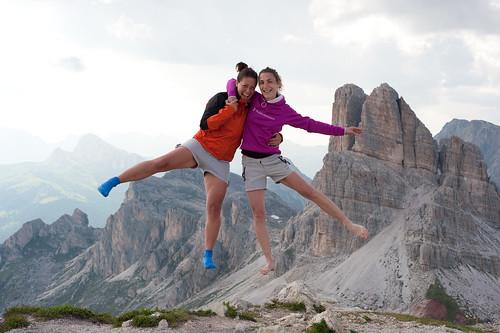 Sport da montagna... d'estate