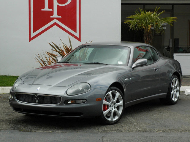2004 maserati coupe cambiocorsa flickr photo sharing for Park place motors bellevue