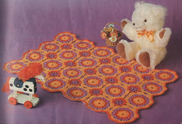 Baby Pattern Car Seat and Stroller Blanket by toadstreasures