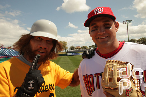 DCP Productions - GEICO Caveman + Ryan Zimmerman