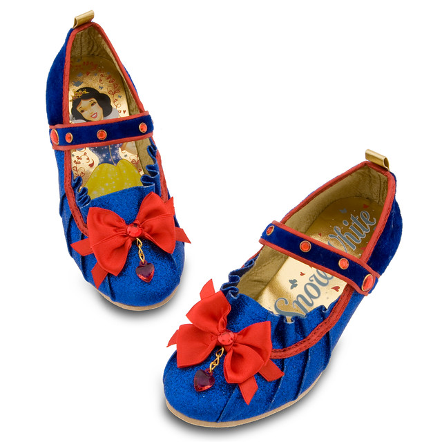 Snow White Shoes For Toddlers