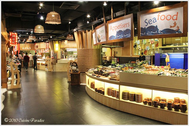 Cuisine paradise eat shop and travel kiseki japanese
