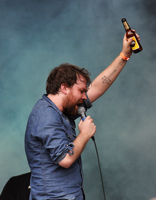 Bingley Music Live : Frightened Rabbit