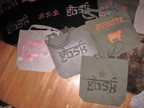 custom totes bags