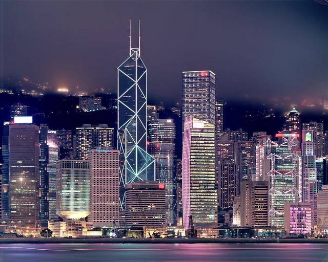 Hong Kong #103 -drumscan