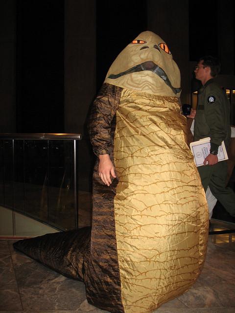 Jabba the Hutt | Flickr - Photo Sharing! Jabba The Hutt Cosplay