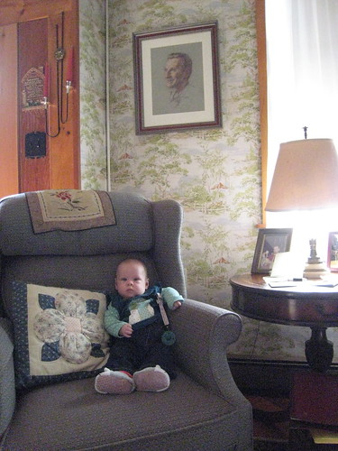 Great Grandpa's Chair