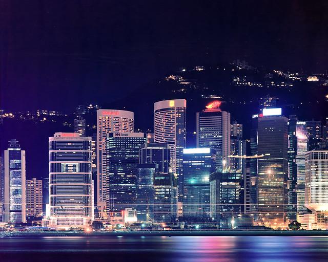 Hong Kong #105 -drumscan