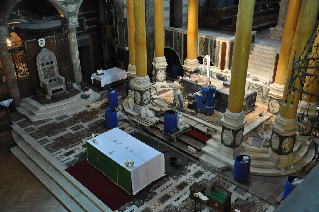 Westminster Cathedral Repairs