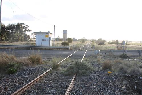 Alleena Crossing on the Rankin Springs Line - Newell Highway