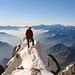 Climbing Mont Blanc by Lorenz PhotoClimber
