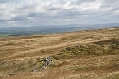 Arthur's Pike summit panorama 15