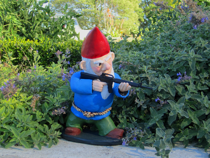 When my brain leaks the drops drip here gnomes gnomes for Combat gnomes for sale