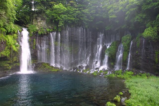 20030518 Shiraito Fall