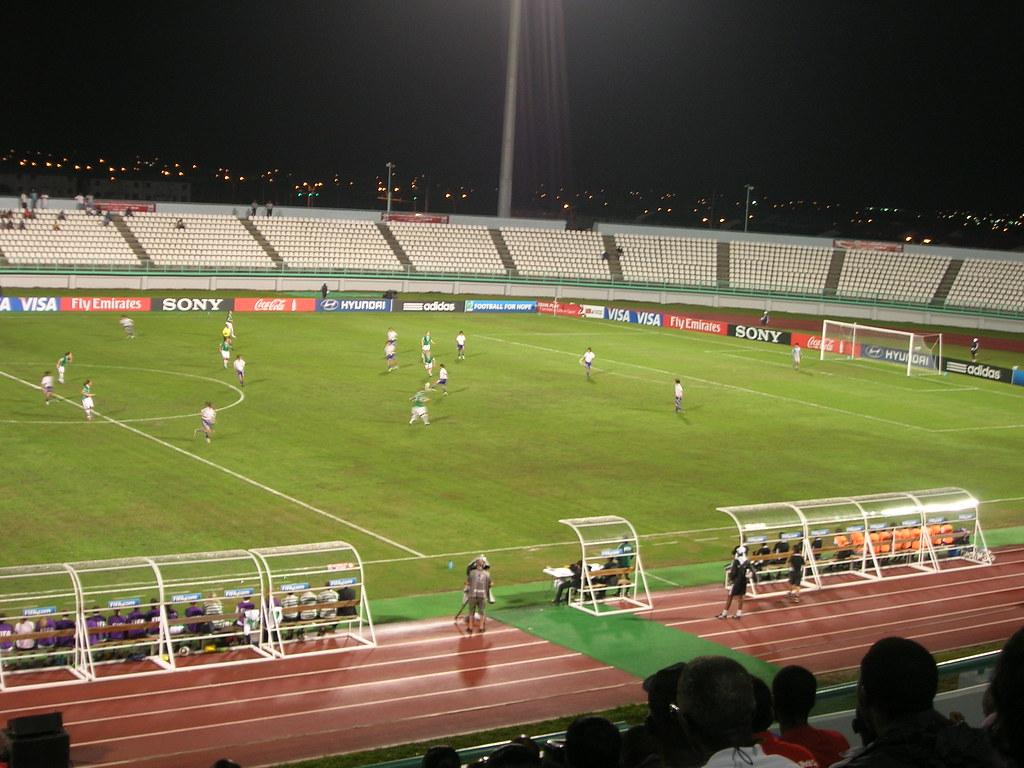 Ireland vs Japan Fifa u17 Womens World Cup Trinidad & Tobago 2010