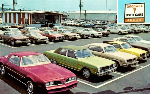 Jones Pontiac/Honda, Lancaster, Pennsylvania, 1980