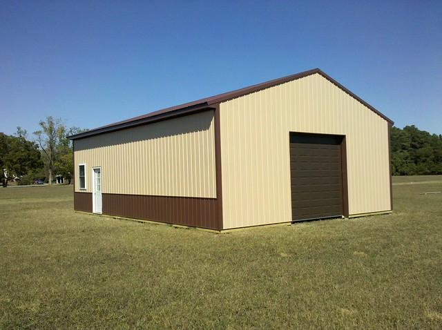 30x40x12 pole barn flickr photo sharing With 30x40x12 pole barn