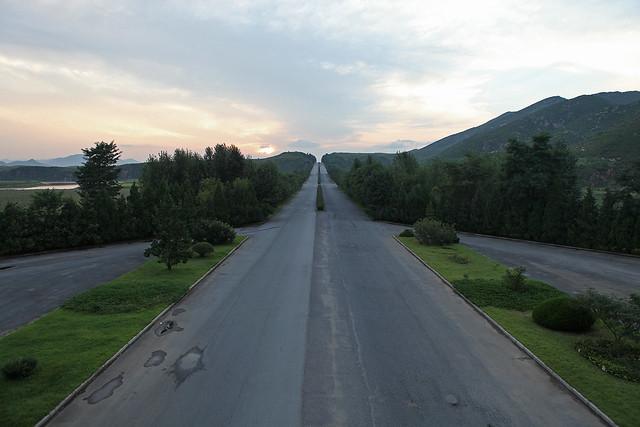 North Korea - Highway