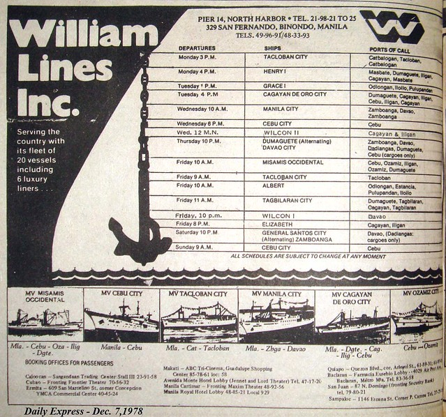1978 1207 William Lines