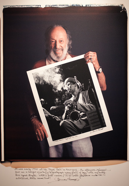 Herman Leonard - Archiving Photographic Legends  - Tim Mantoani