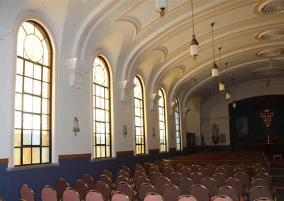 St. John's Chapel at Newman University