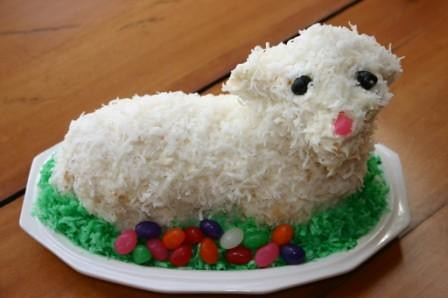 Easter Lamb Cake | Flickr - Photo Sharing!
