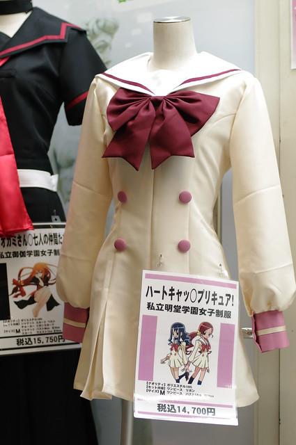 Photo:大人のデパートm's 店頭 私立明堂学園中等部女子制服 By fukapon
