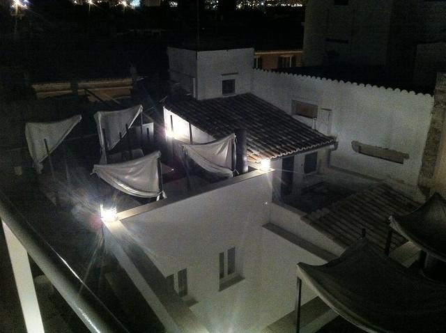 Puro Hotel Palma Parking