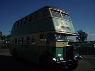 1947 AEC Regent III Double decker bus