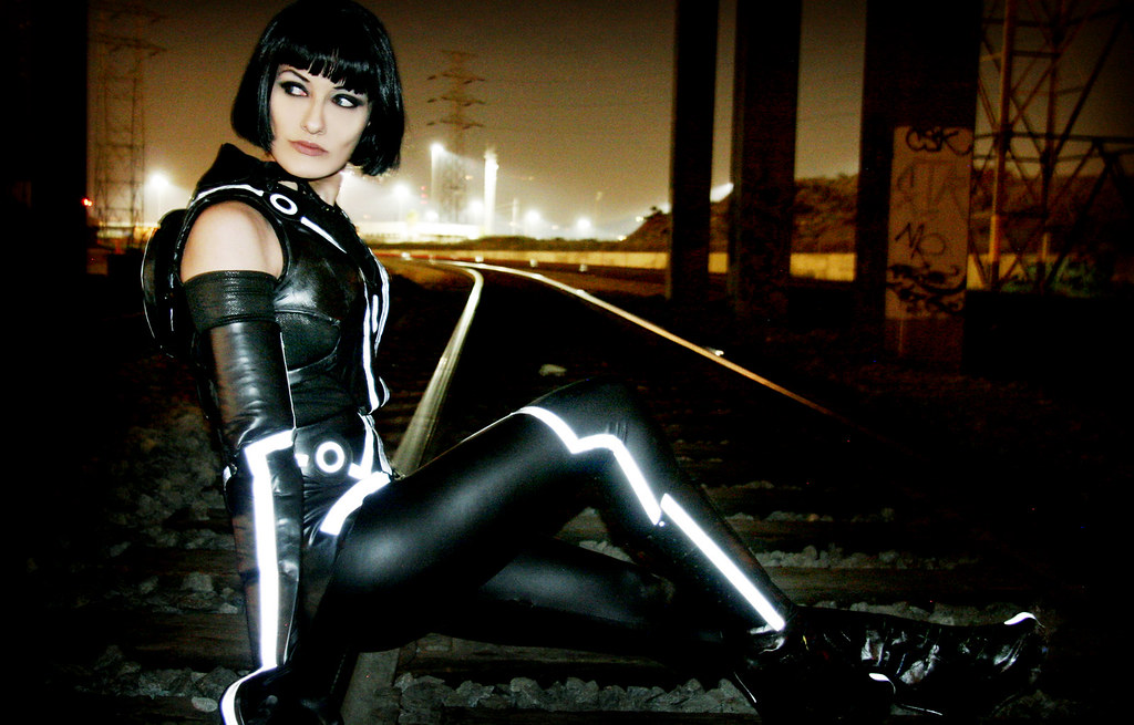 Tron Legacy - Quorra  sc 1 st  Flickriver & Tron Legacy - Quorra - a photo on Flickriver