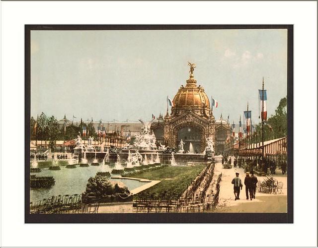 Exposition Universal 1900 Paris France