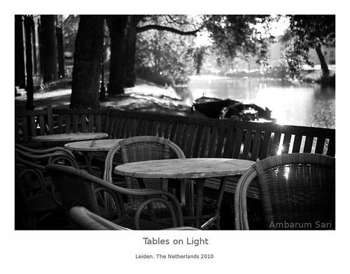 Tables on Light