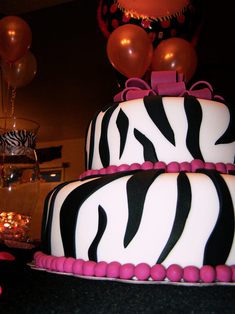 Pebbles birthday cake (Credit: Ms. Phoenix on Flickr.com)