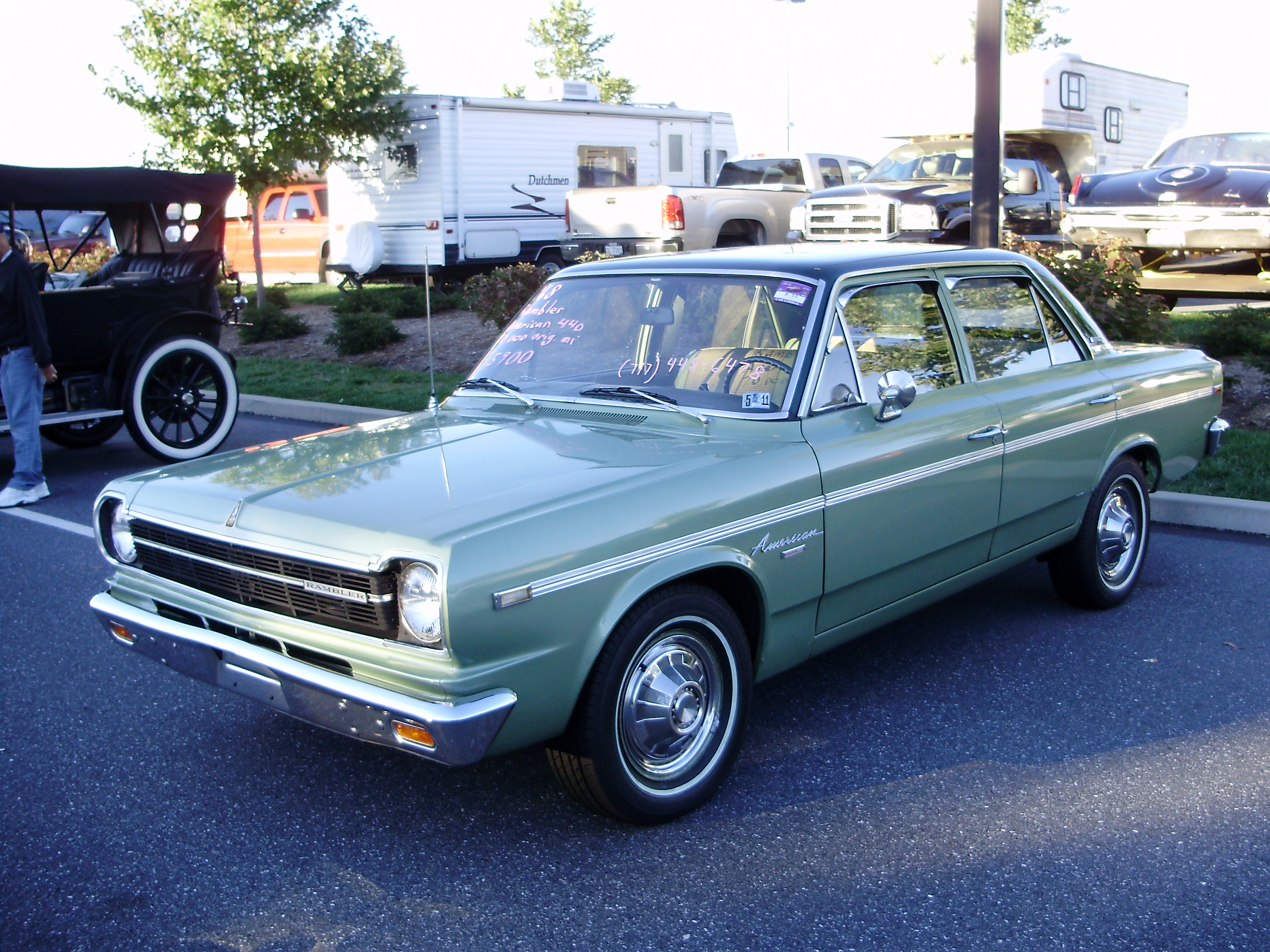For Sale 1967 1968 American Rambler Html Autos Post