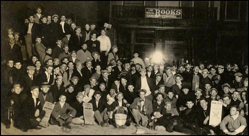 University of Michigan ~ Hazing ~1907
