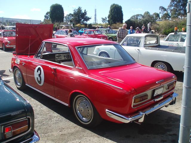 1966 Toyota Corona 1600s