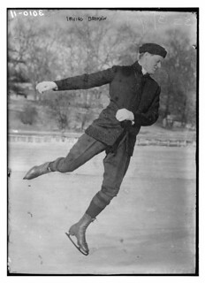 Irving Brokaw -- ice-skating (LOC)