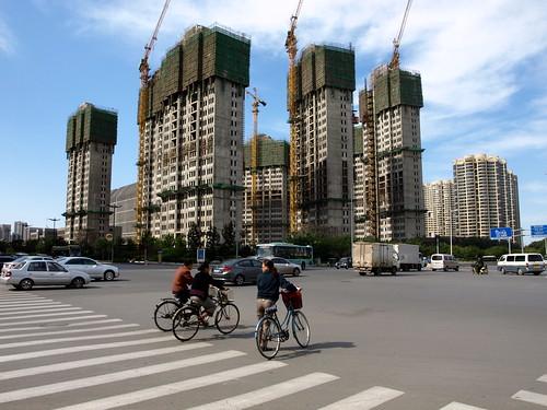 Tianjin rising