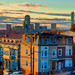 Back Bay from Dorchester Heights by Scully Photo