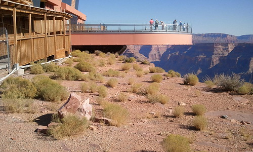 Skywalk at Eagle Point, Grand Canyon