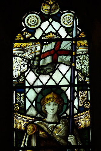 Stained Glass St George 42167 BT35JR