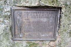 NJ - Morristown: Continental Army Encampments at Morristown