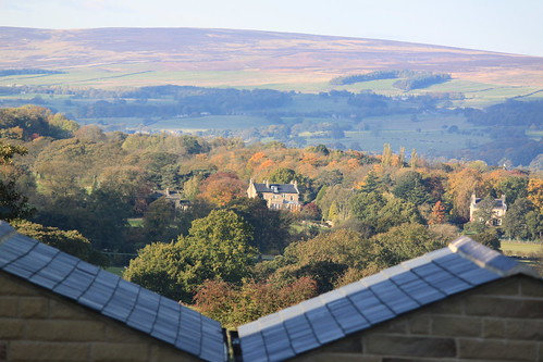 Yorkshire in Autumn picture by Flickr user tejvanphotos
