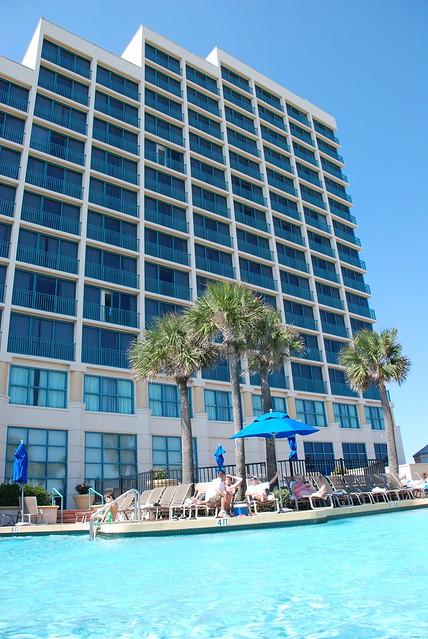 Daytona Beach Hilton Presidential Suite
