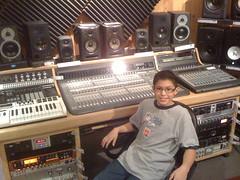 audio engineer, electronics,