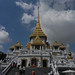 Temple of the Golden Buddha in Bangkok, Thailand