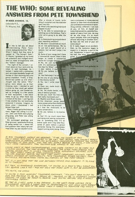 1975 - Who, The - European Tour - Side 6
