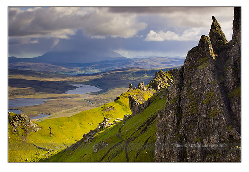 Walk on Trotternish [Explored]