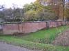 Garden wall - Huys ten Donck by Henk van der Eijk